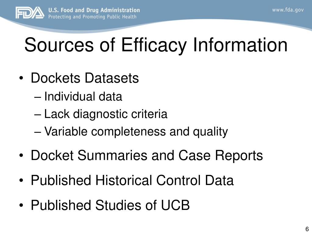 Sources of Efficacy Information