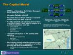 the capital model