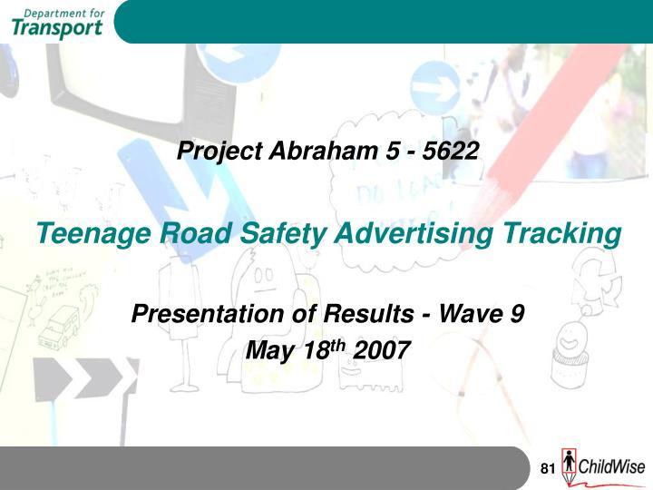Project Abraham 5 - 5622