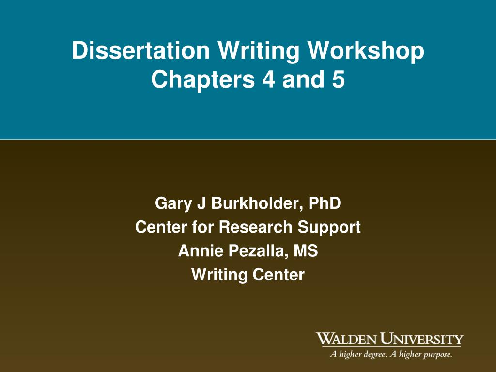 dissertation workshop Lecture slides and accompanying audio are presented below for each session the slides are presented in pdf, and the recorded lectures are presented in mp3.