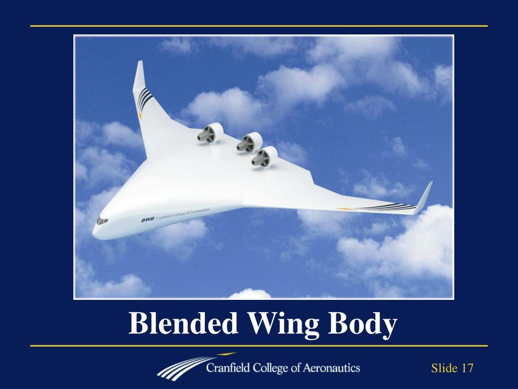Blended Wing Body