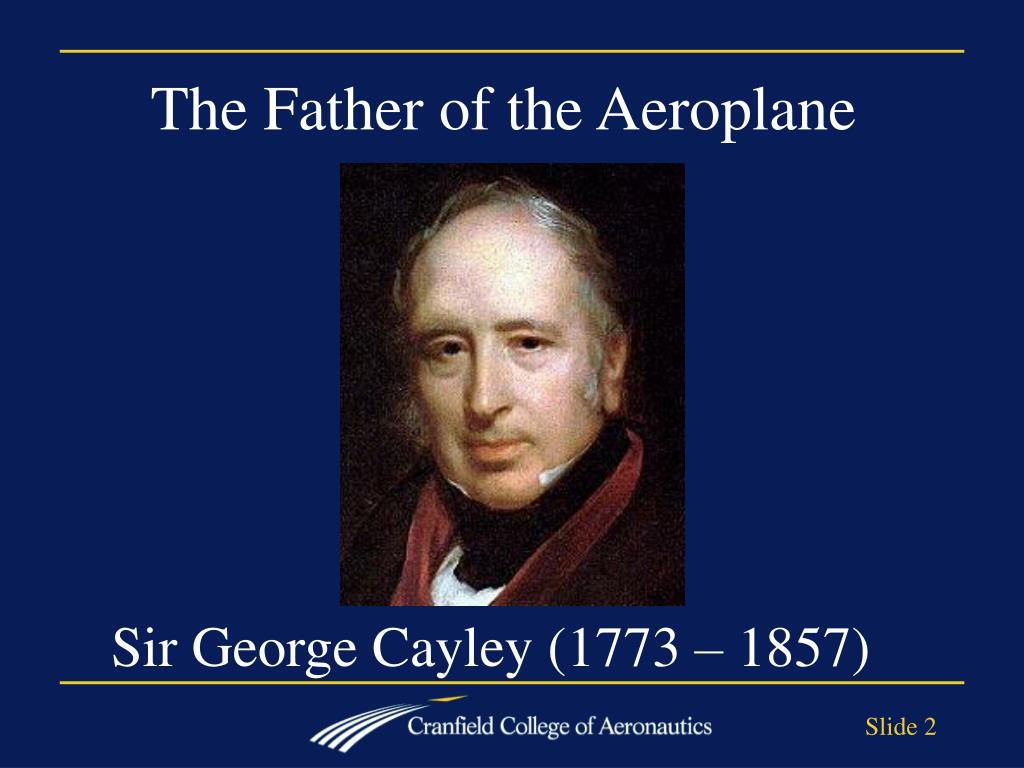 The Father of the Aeroplane