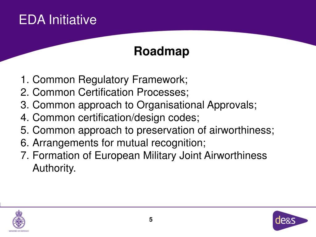 EDA Initiative