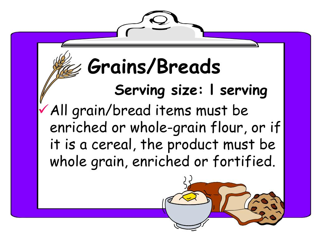 Grains/Breads
