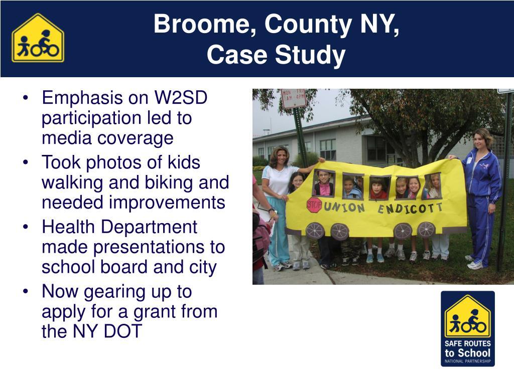 Broome, County NY,