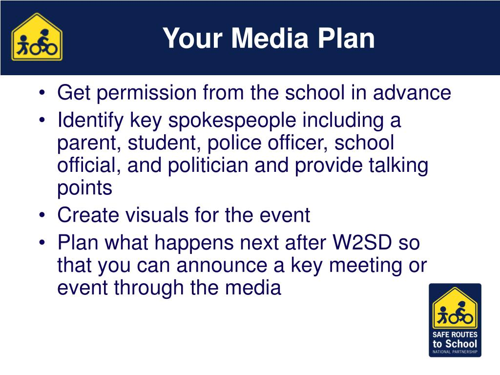 Your Media Plan