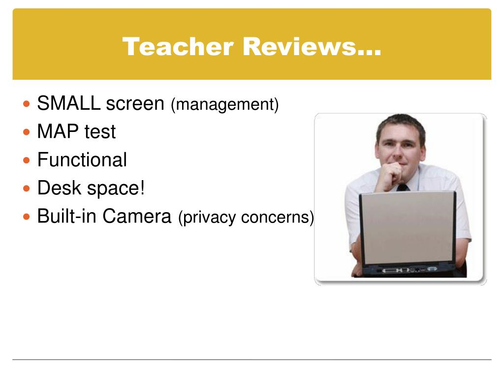 Teacher Reviews…