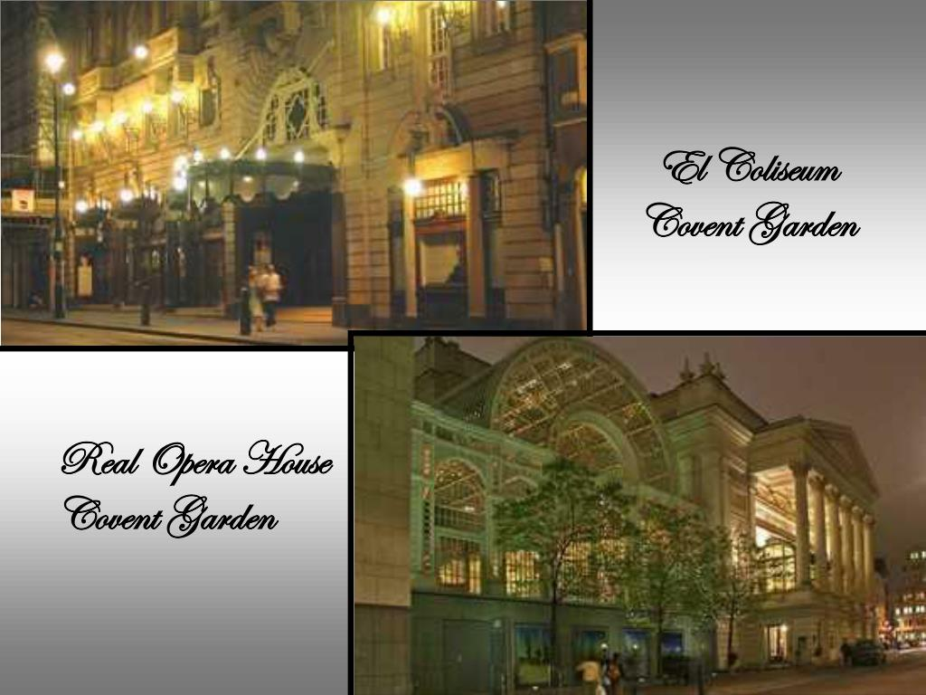 El Coliseum Covent Garden