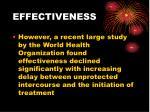effectiveness22