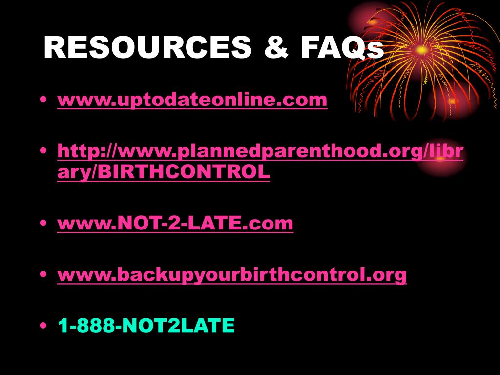 RESOURCES & FAQs