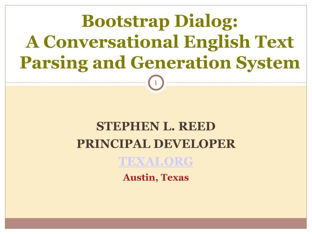 Bootstrap Dialog: