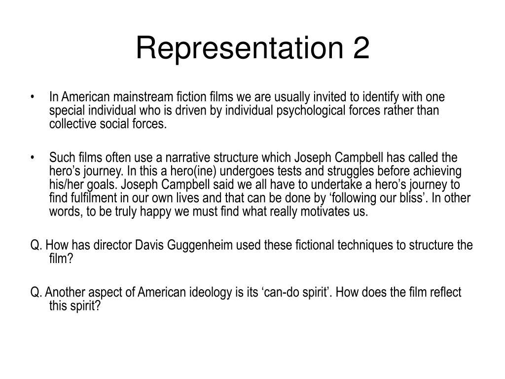 Representation 2