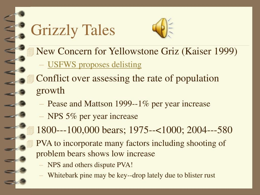 Grizzly Tales