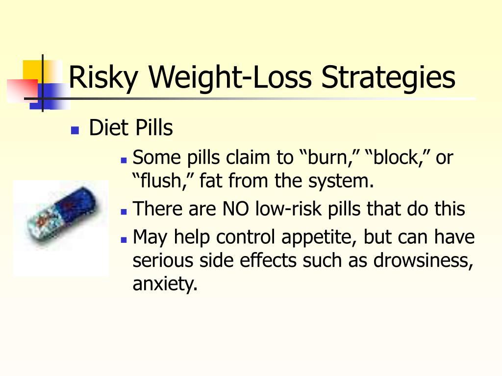 Risky Weight-Loss Strategies