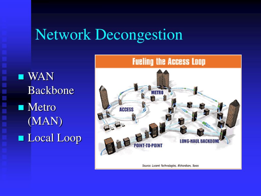 Network Decongestion
