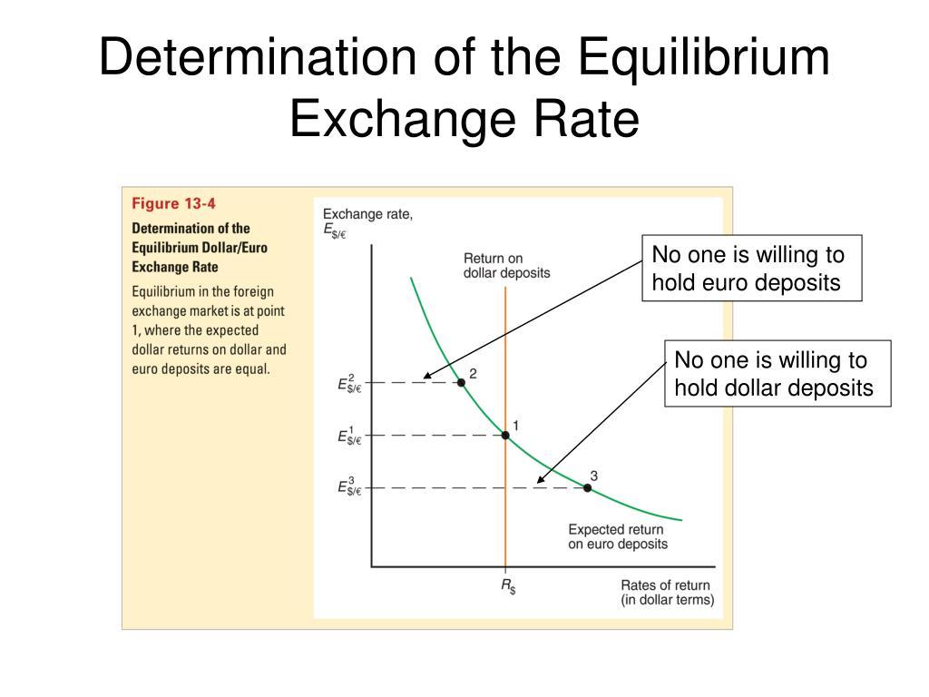 determinants of exchange rate in mogadishu