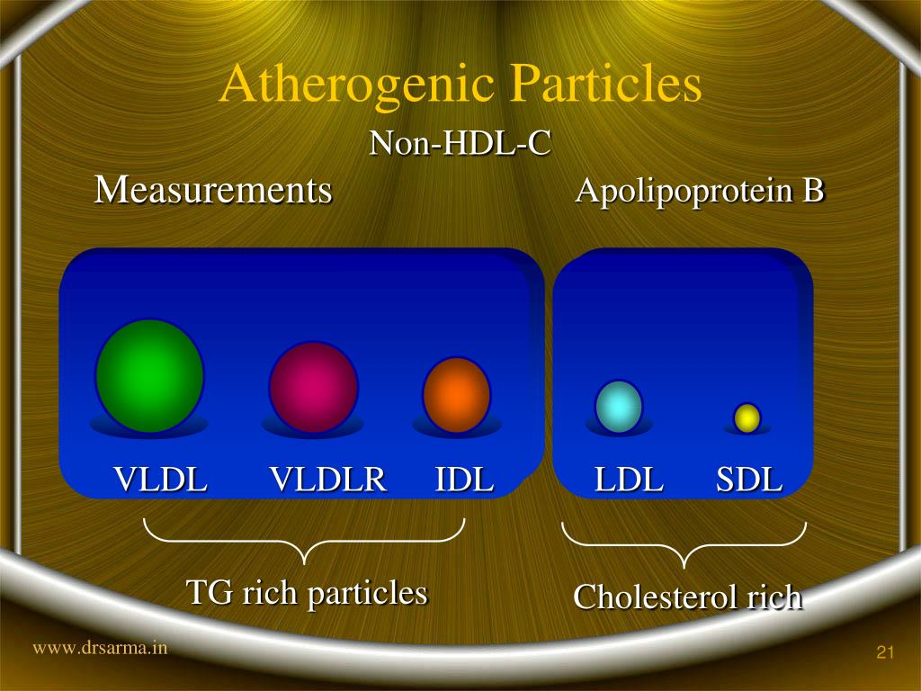 Atherogenic Particles