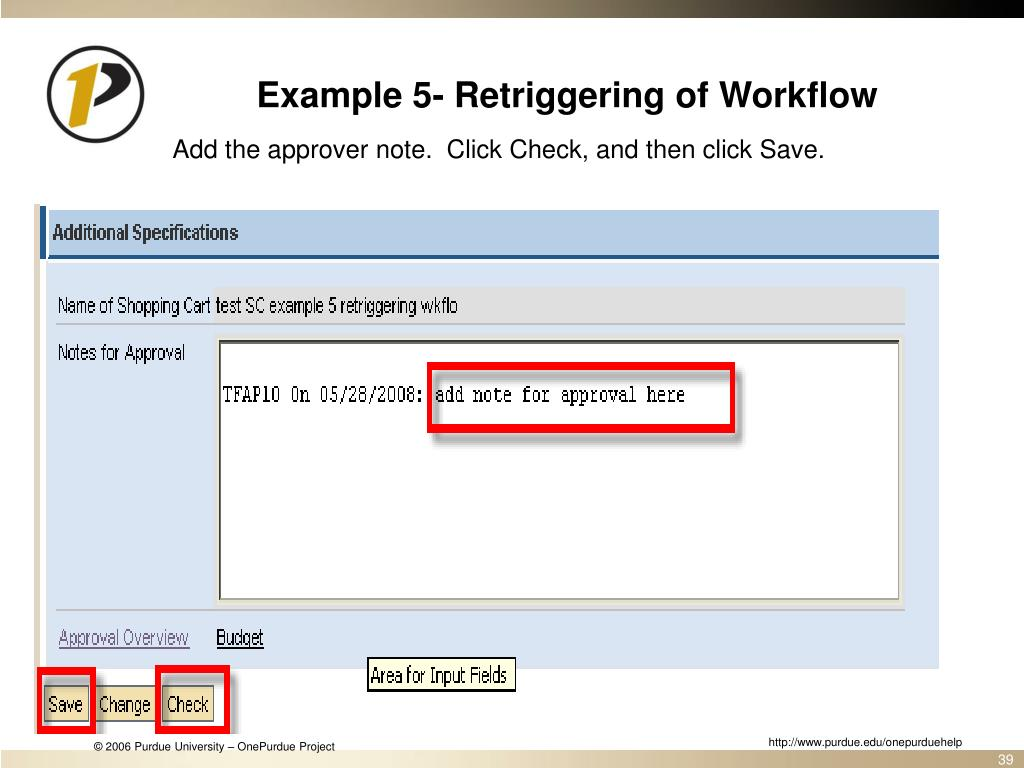 Example 5- Retriggering of Workflow
