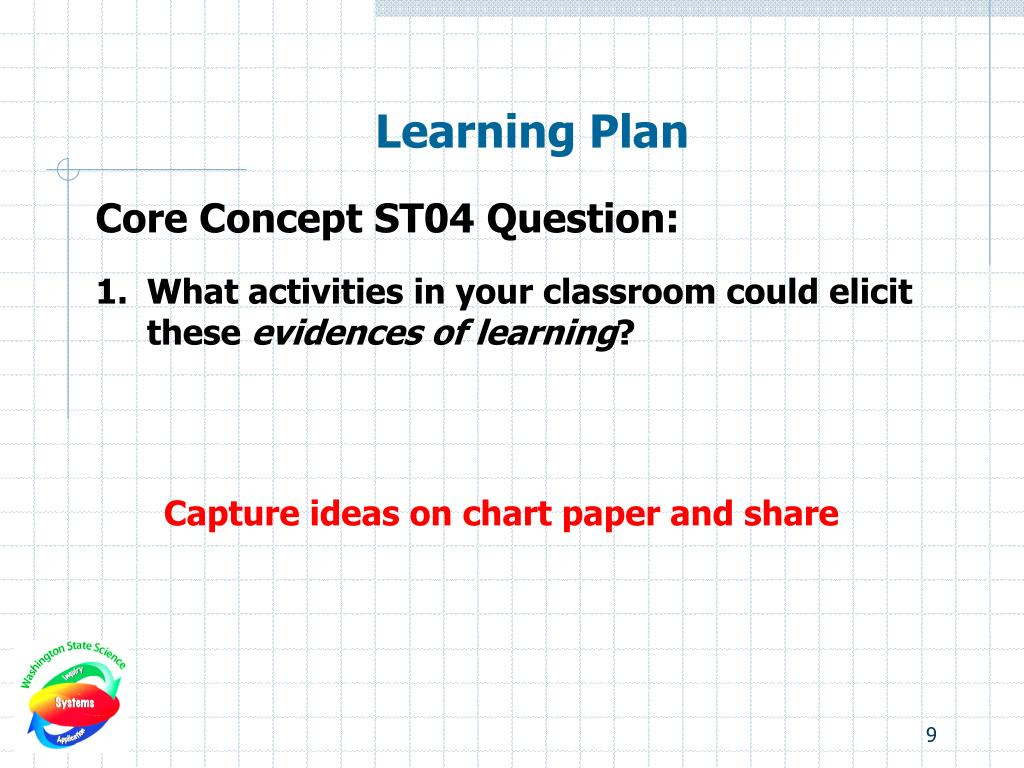 Learning Plan