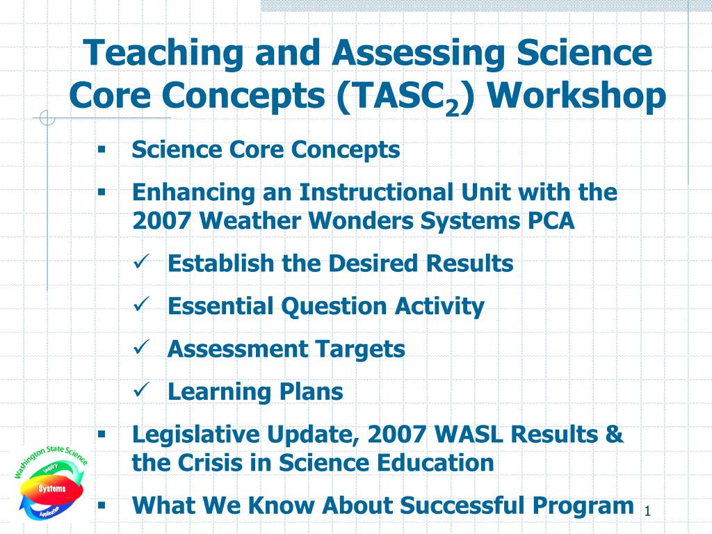 Teaching and Assessing Science