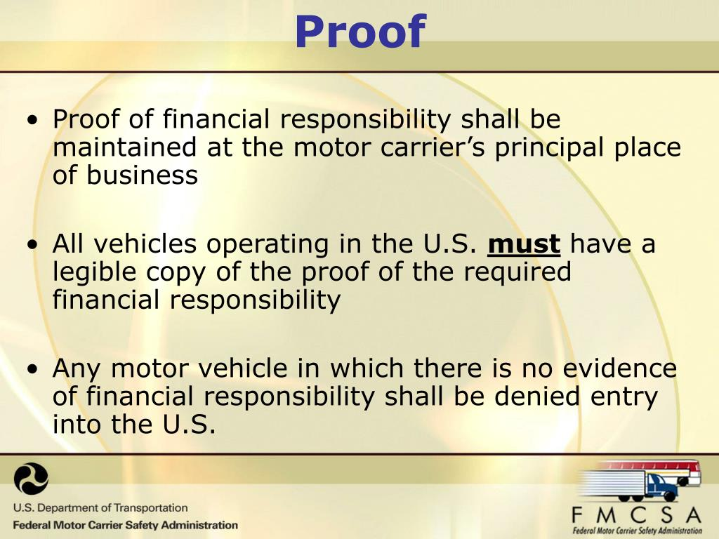 Ppt Financial Responsibility Powerpoint Presentation
