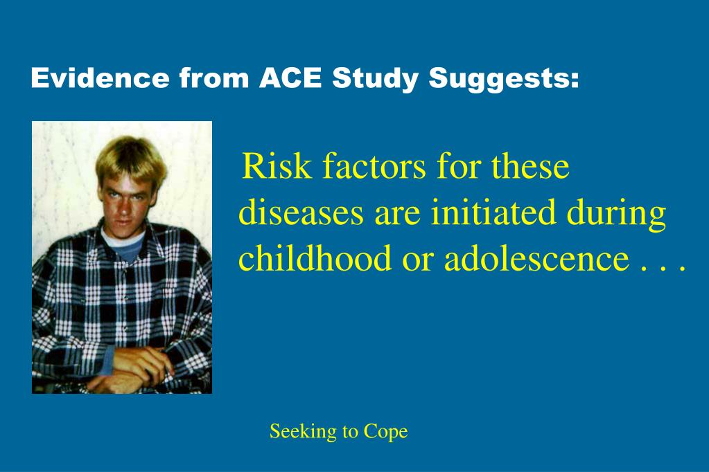 Evidence from ACE Study Suggests: