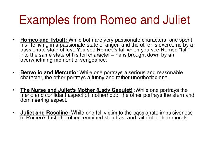 Examples from romeo and juliet l.jpg