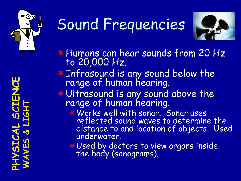 Sound Frequencies