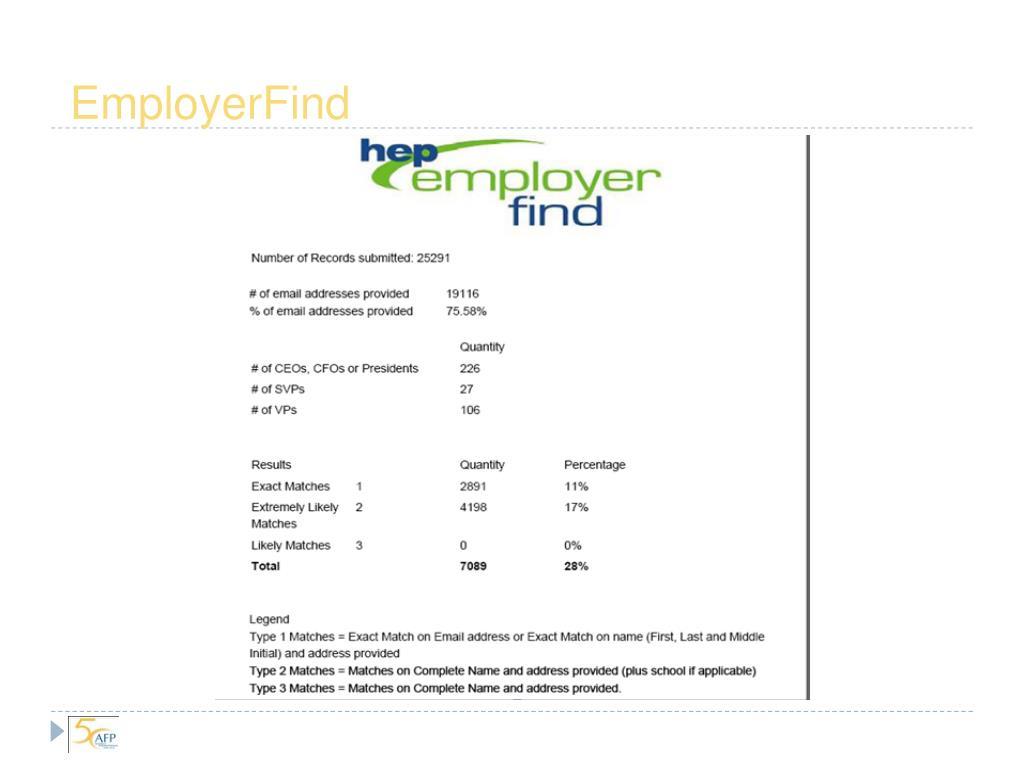 EmployerFind