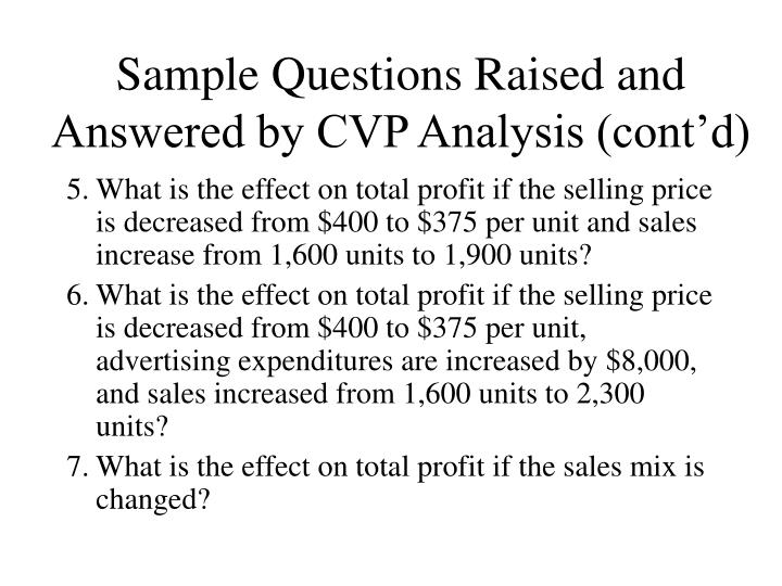 Sample questions raised and answered by cvp analysis cont d l.jpg