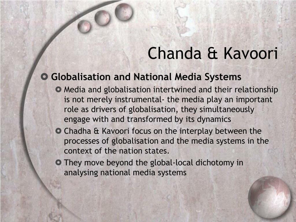 Chanda & Kavoori