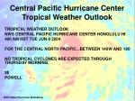 central pacific hurricane center tropical weather outlook1