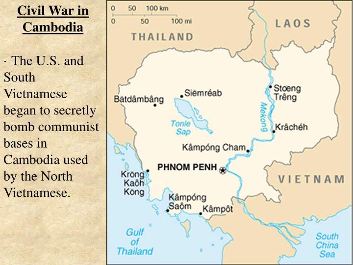 Civil War in Cambodia