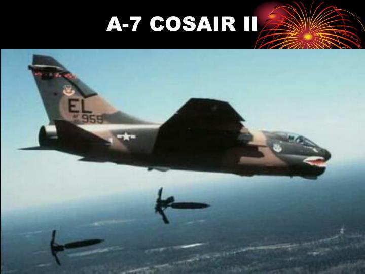 A-7 COSAIR II