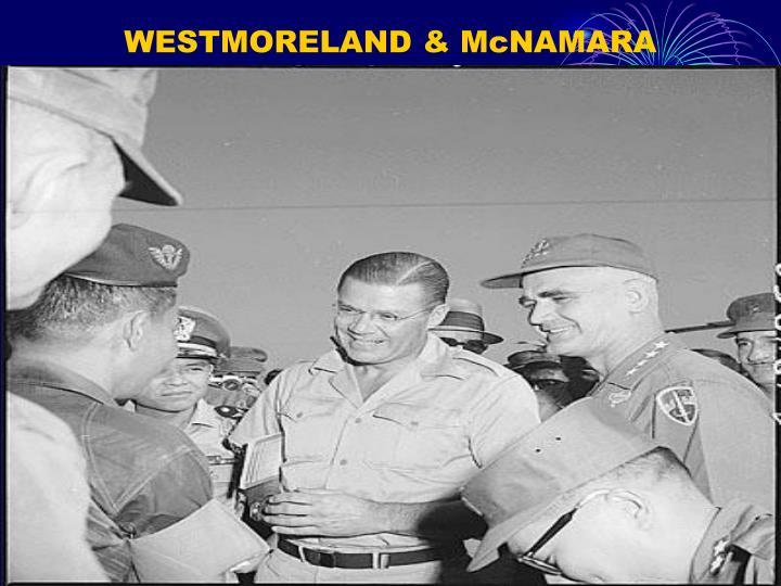 WESTMORELAND & McNAMARA
