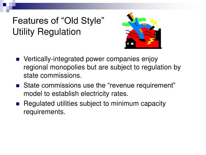 "Features of ""Old Style"""