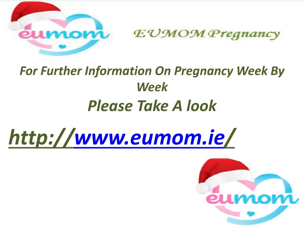 For Further Information On Pregnancy Week By Week