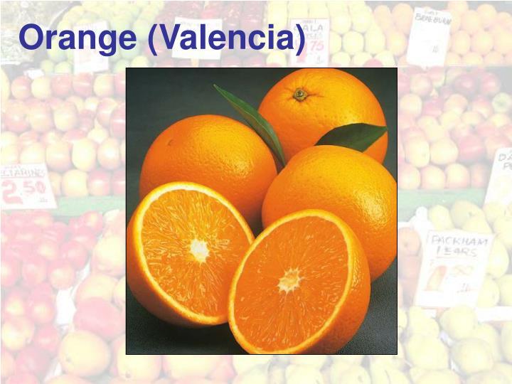 Orange (Valencia)