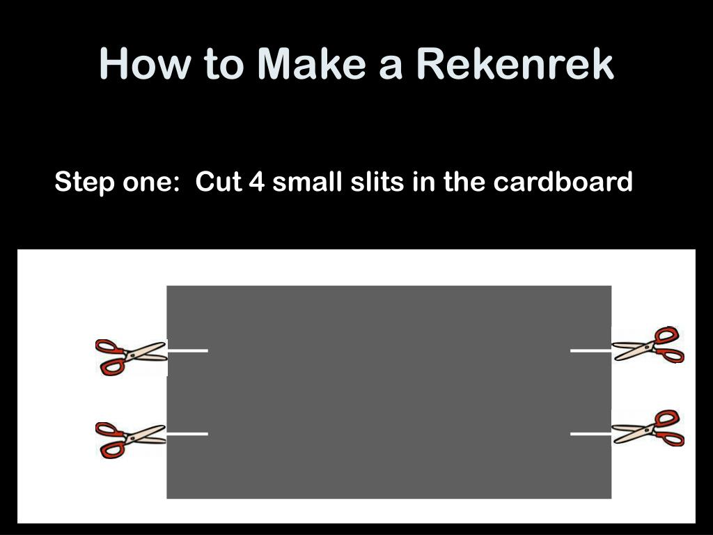 How to Make a Rekenrek