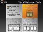 vm6 vmex product family