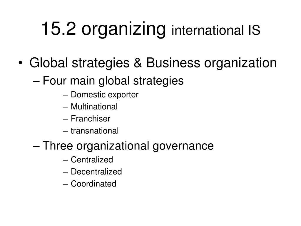 15.2 organizing
