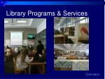 library programs services