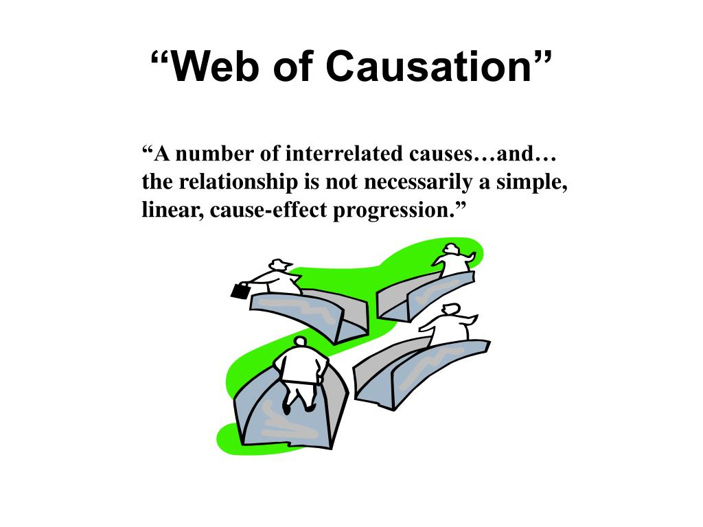 """Web of Causation"""