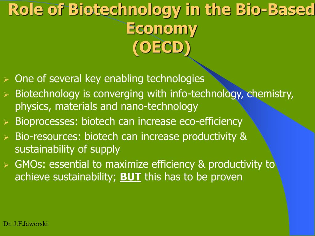 role of biotechnology in the development 5 areas (wakelyn and chaudhry, 2010) the discussion on the role of plant biotechnology in the improvement of cotton is a rapidly evolving area and very broad encompassing basic and.