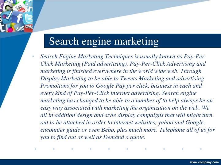 Search engine marketing l.jpg