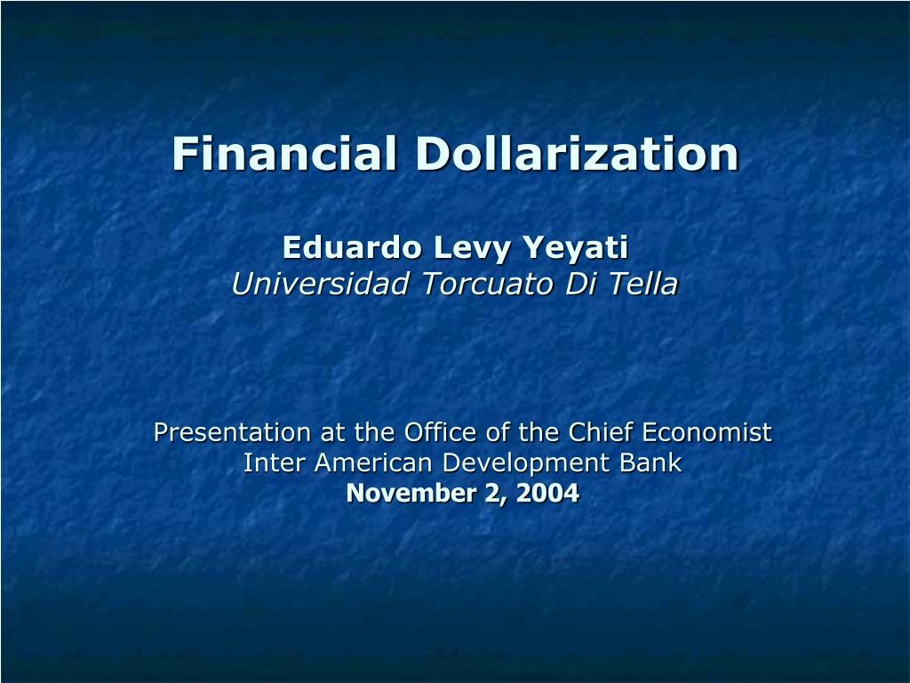 Financial D