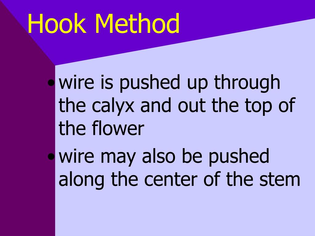 Hook Method
