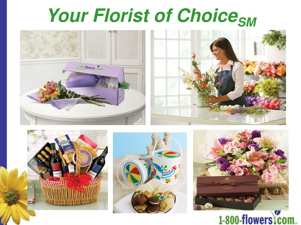 Your Florist of Choice