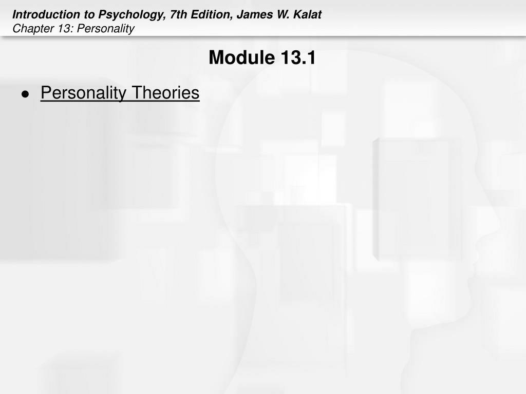 Module 13.1