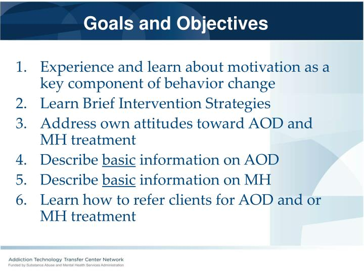 Goals and objectives l.jpg